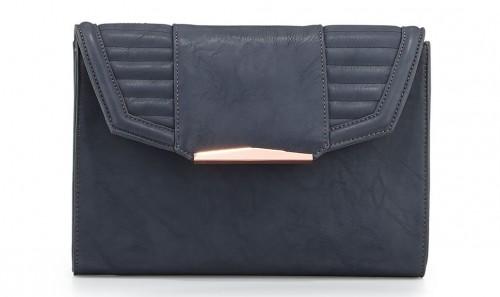 Danielle Nicole Eva Flap Clutch Bag