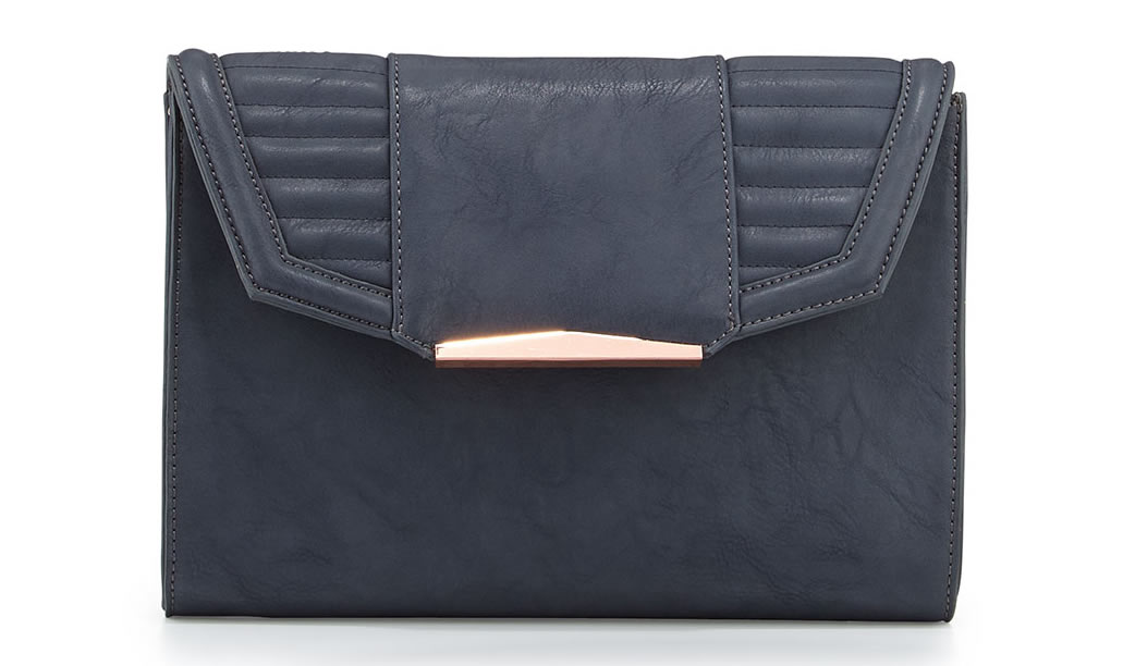 Danielle Nicole Eva Flap Clutch Bag