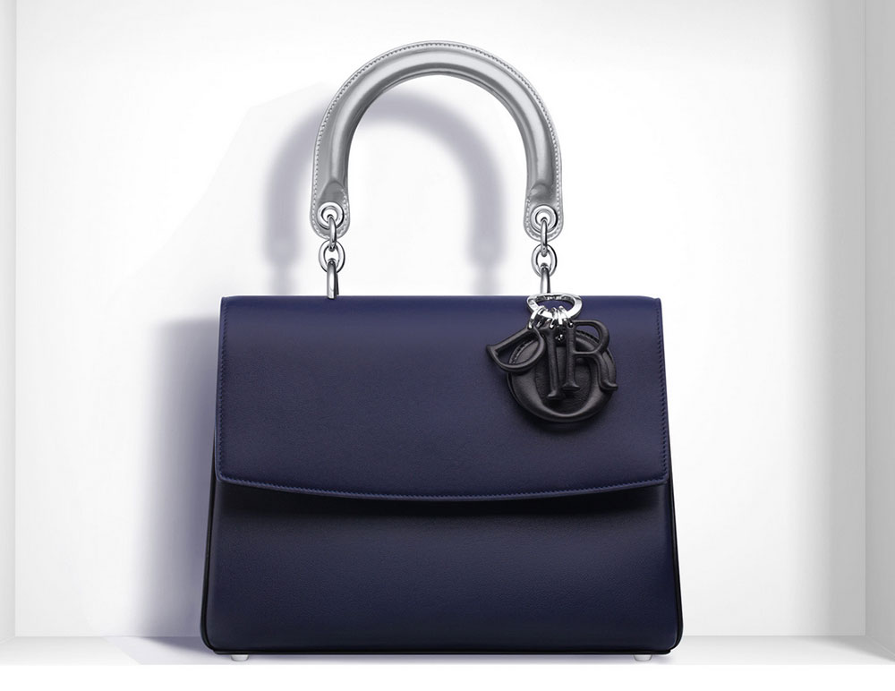 Dior-Tri-Tone-Small-Be-Dior-Bag