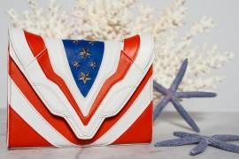 Elena Ghisellini Stars & Stripes Bags