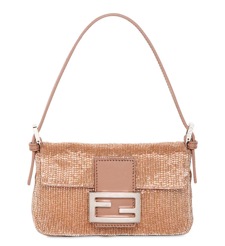 Fendi-Beaded-Mini-Baguette-Bag