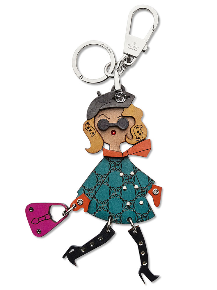 Gucci-Blonde-Shopper-Keychain