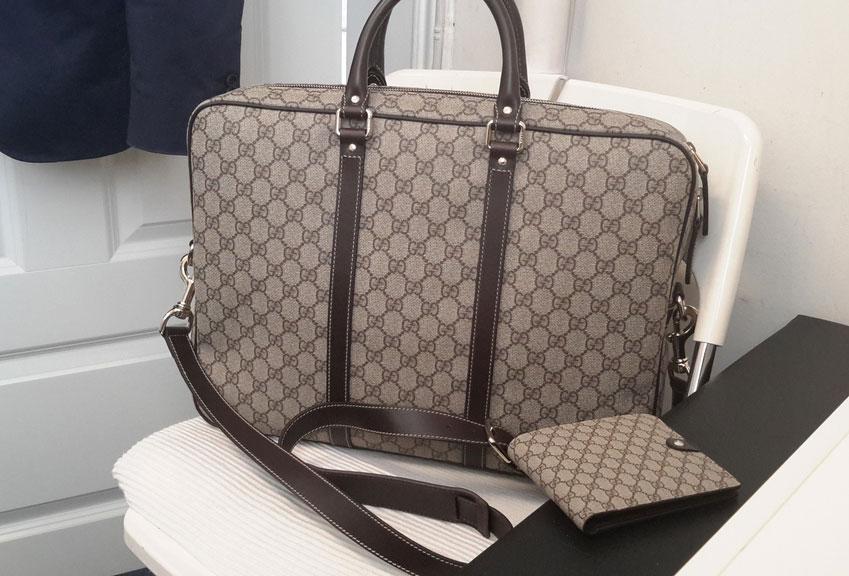 Gucci-Briefcase-and-Wallet