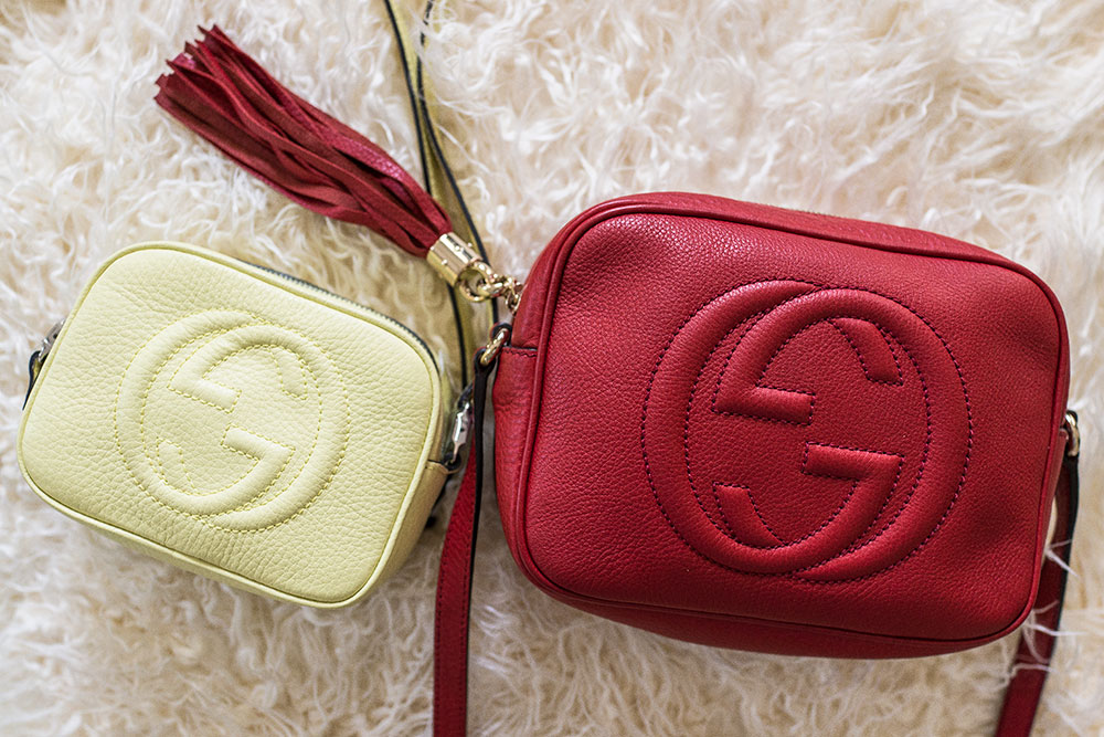 PurseBlog Asks  What Do You Think of Designer Bags for Children  Gucci  Disco Bags 207a3a3c19