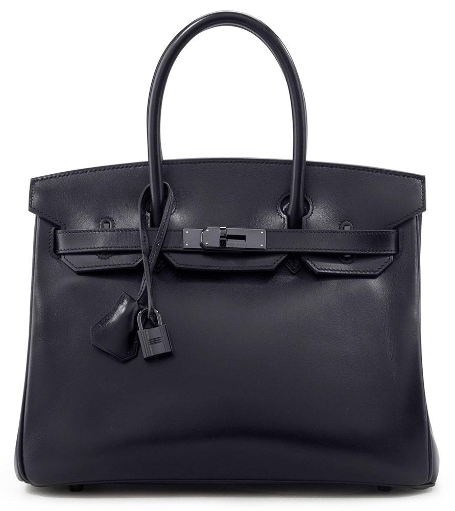 Hermes-Limited-Edition-So-Black-Bikrin-Box-Calf-30cm