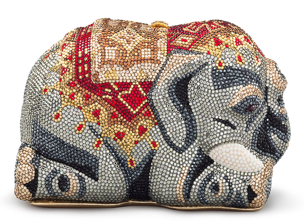 Judith-Leiber-Crystal-Elephant-Evening-Bag