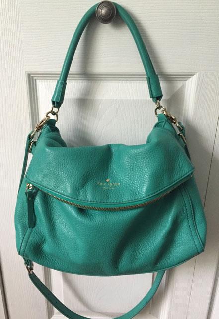 Kate-Spade-Flap-Bag