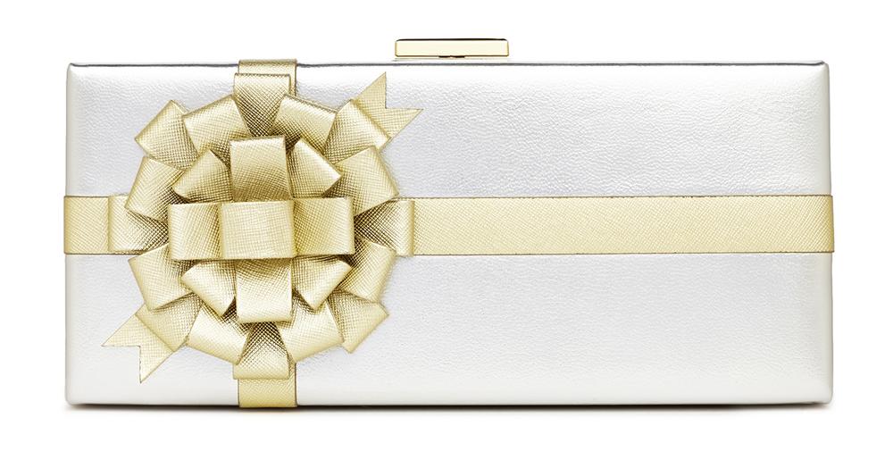 Kate Spade Gift Box Clutch 1
