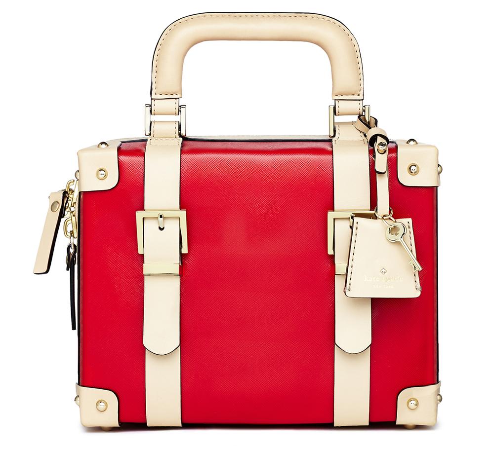 Kate Spade Luggage Satchel
