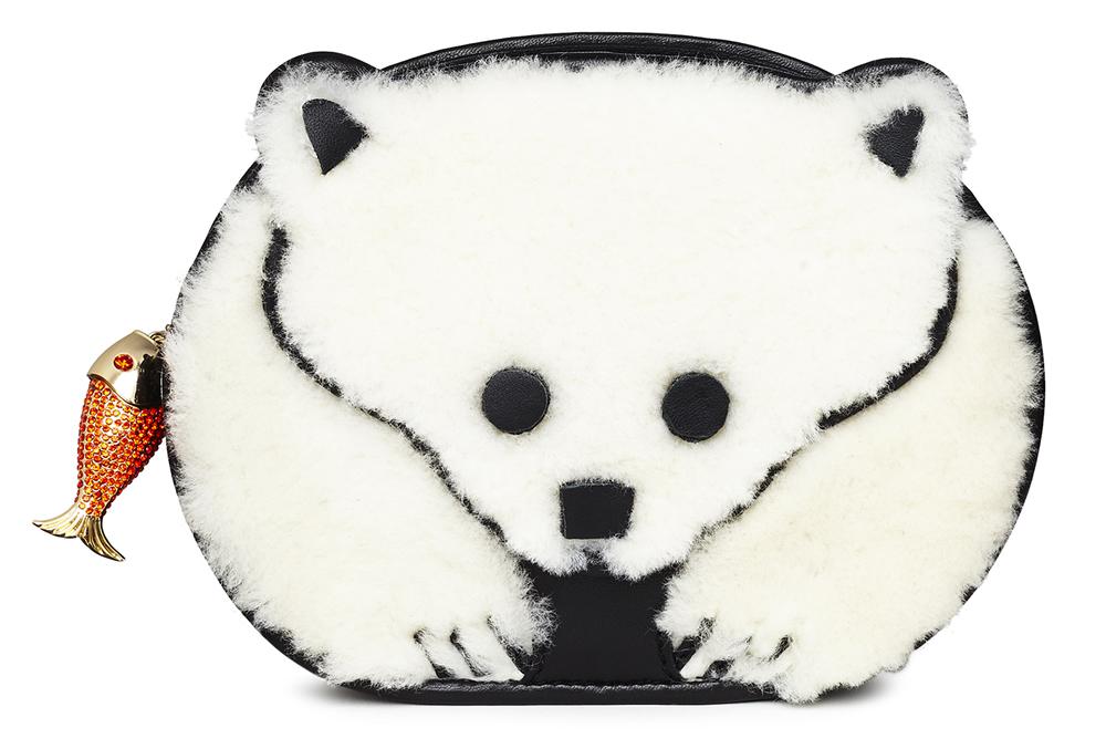 Kate Spade Polar Bear Crossbody
