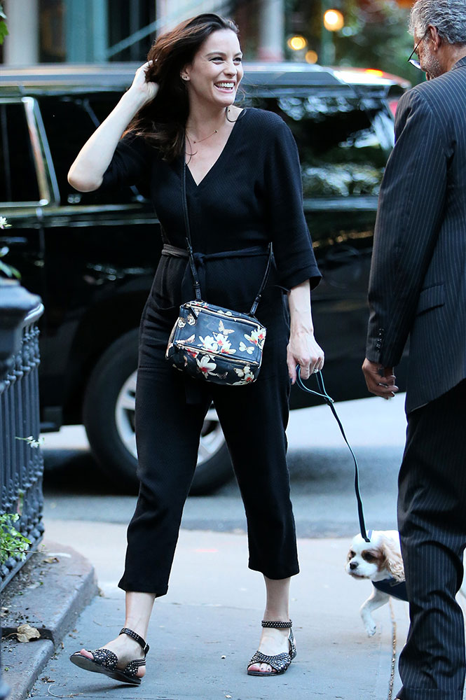 Liv-Tyler-Givenchy-Floral-Mini-Pandora-Bag-3
