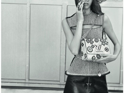 Louis Vuitton Unveils Fall 2015 Ad Campaign, Featuring Some New Bags