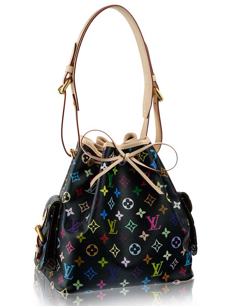 Louis-Vuitton-Monogram-Multicolore-Petite-Noe-Bag