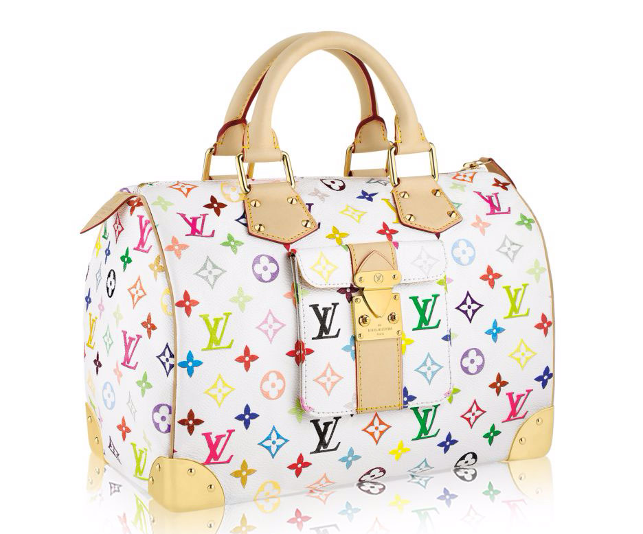 Louis Vuitton Monogram Multicolore Sdy 30 Bag