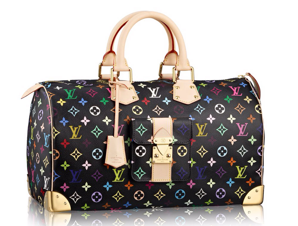 Louis-Vuitton-Monogram-Multicolore-Speedy-40-Bag