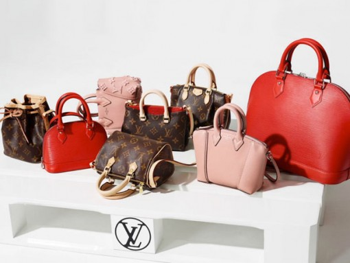 Introducing Louis Vuitton Nano: Your Favorite LV Bags, Now in Tiny Sizes