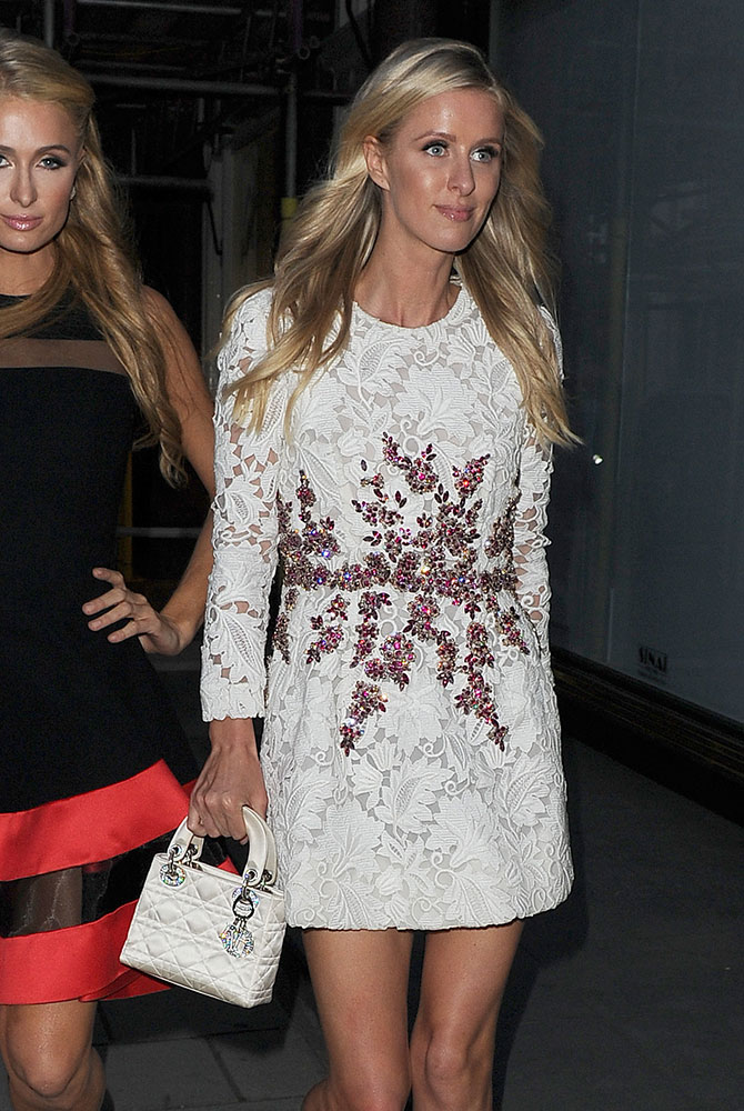 Nicky-Hilton-Christian-Dior-Lady-Dior-Bag