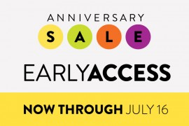 Nordstrom Anniversary Sale Early Access Starts Now!