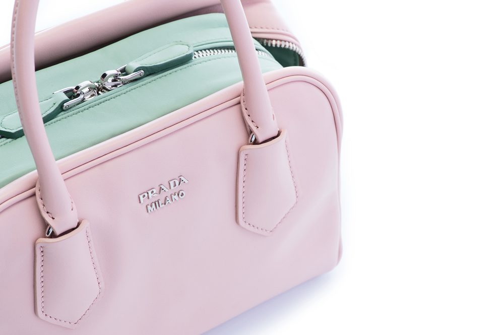 Prada Inside Bag Soft Calf Pesca Acquamarina Detail 02