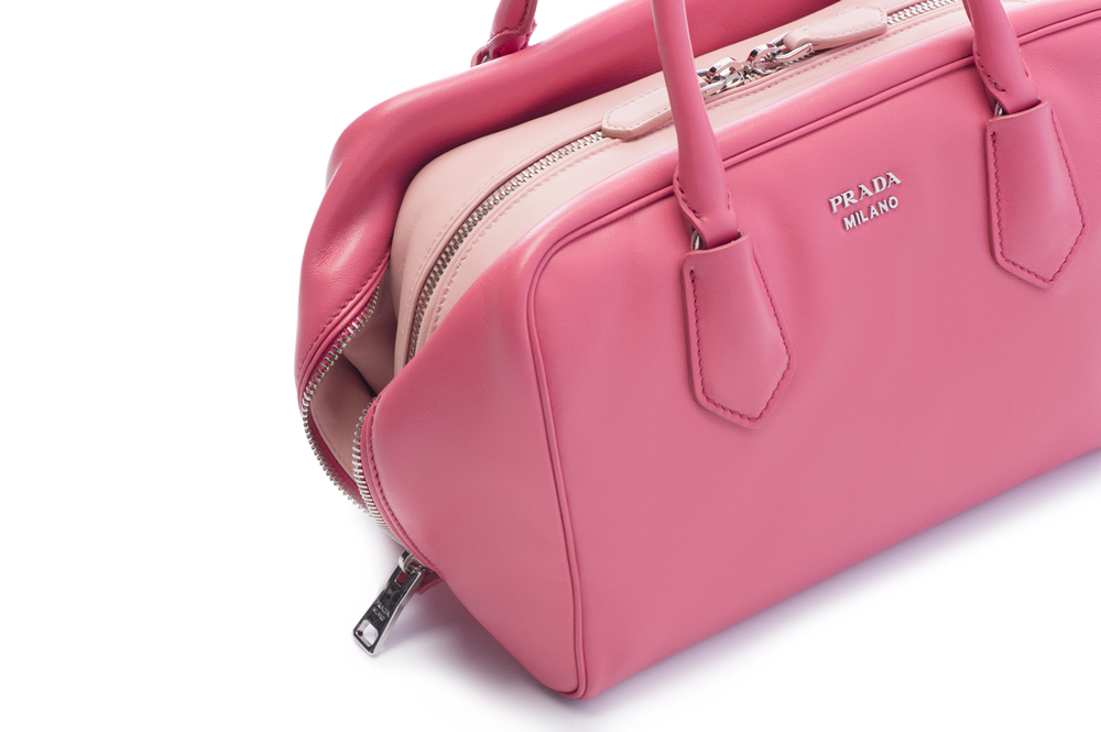 Prada Inside Bag Soft Calf Tamaris Pesca Detail 01