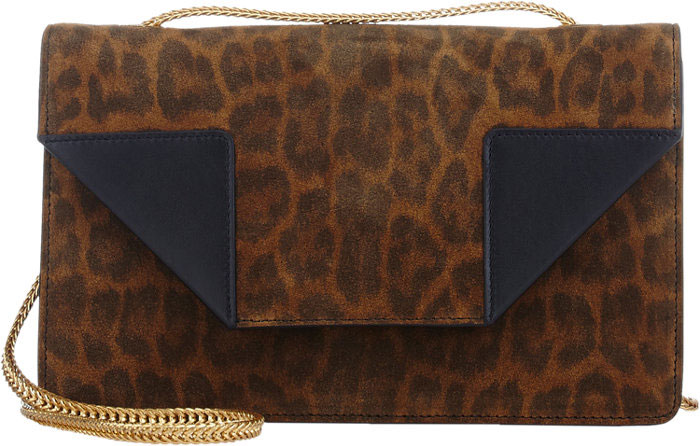 Saint-Laurent-Leopard-Betty-Bag
