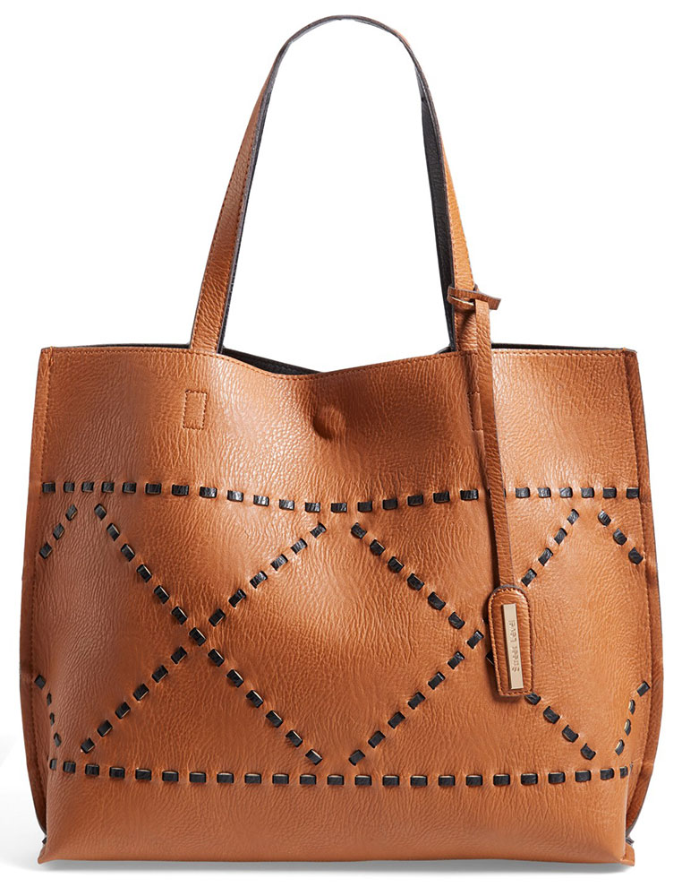 Street-Level-Reversible-Faux-Leather-Tote