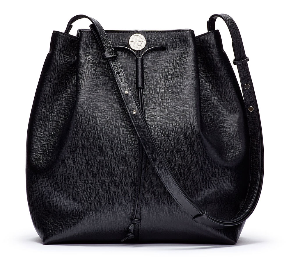 The-Row-Textured-Bucket-Bag