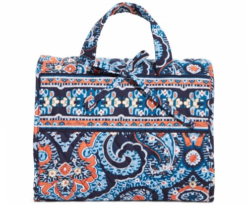 Vera Bradley Hanging Travel Organizer in Marrakesh