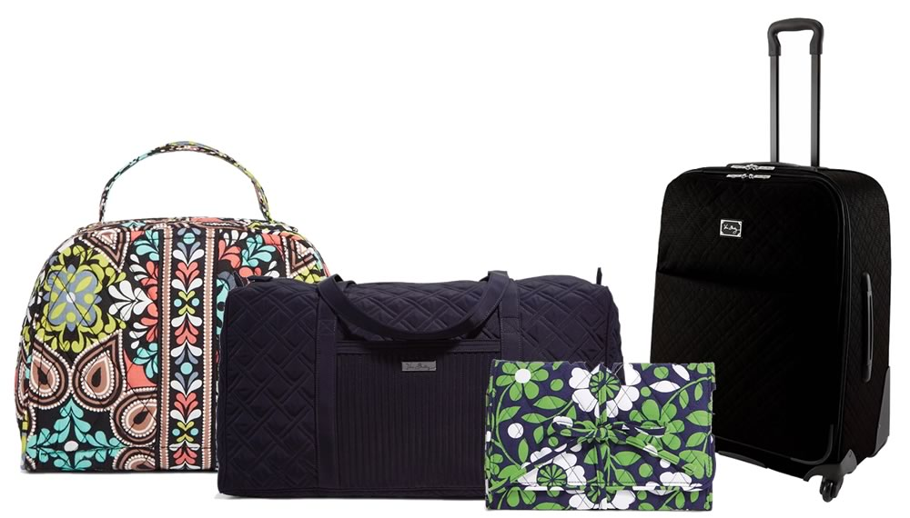 Vera Bradley Travel Essentials