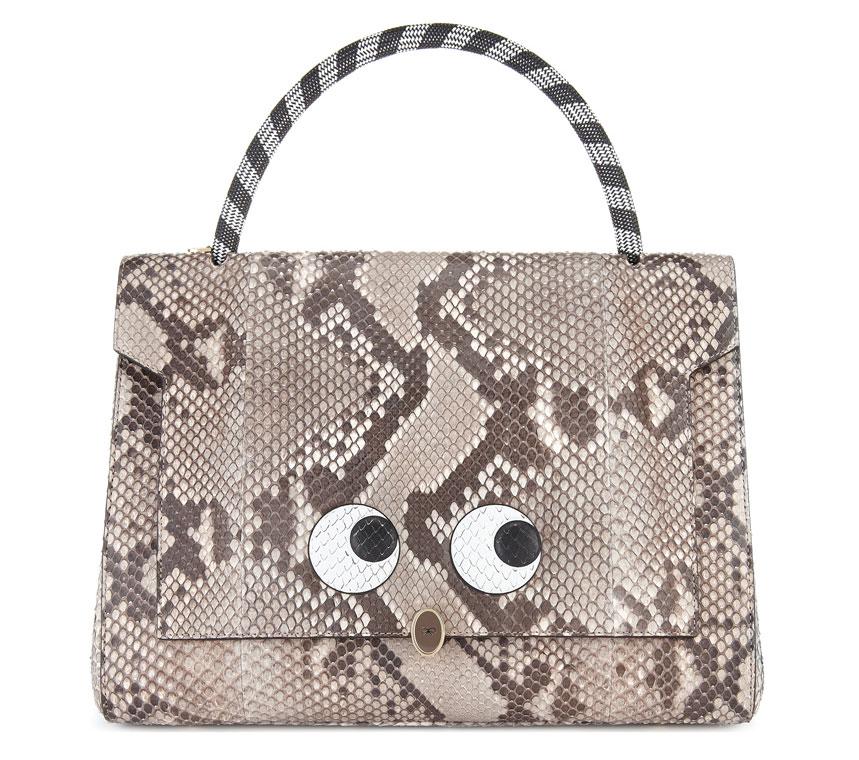 Anya-Hindmarch-Bathurst-Python-Eyes-bag