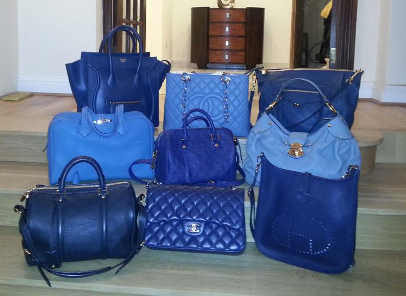 Blue-Bags