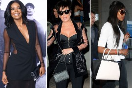 Edie Parker Clutches & Chloé Drews Continue to Be Well-Represented in Celeb Bag Choices This Week