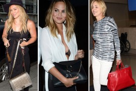 This Week, Celebs Won't Stop Dining at Craig's and Carrying Great Bags