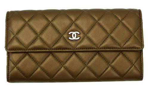 Chanel-Bifold-Wallet
