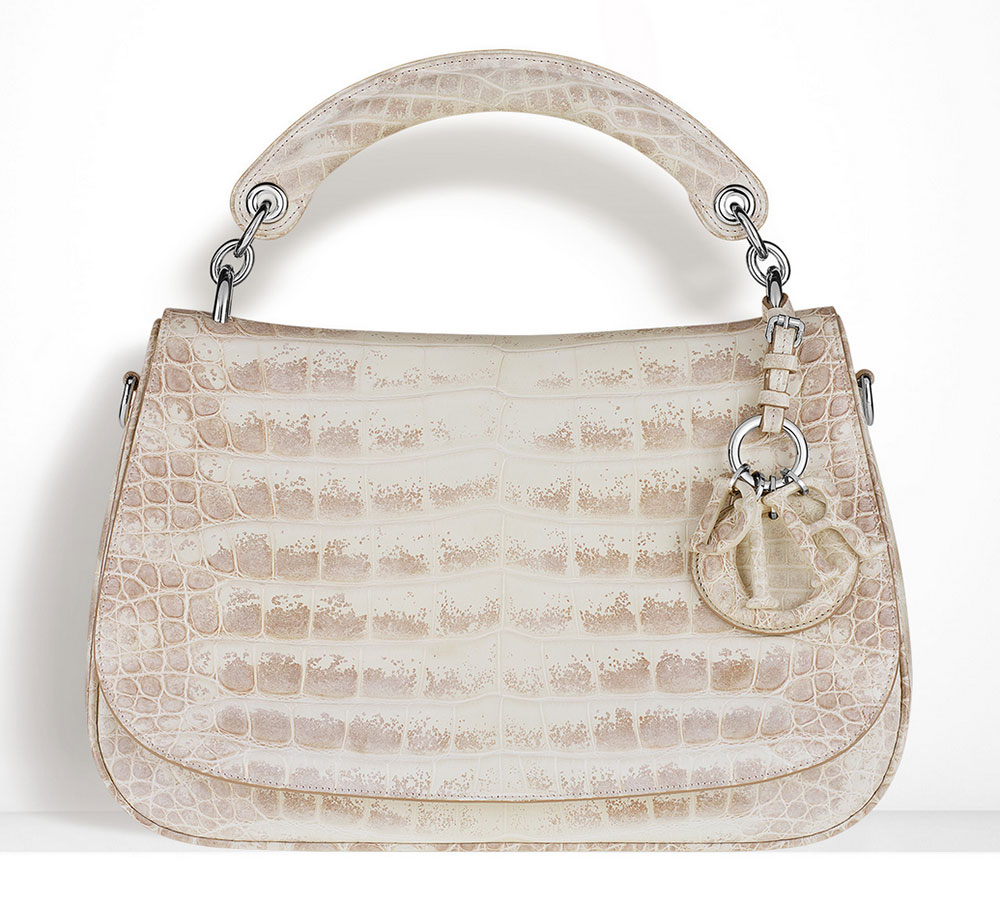 Christian-Dior-Alligator-Dune-Bag