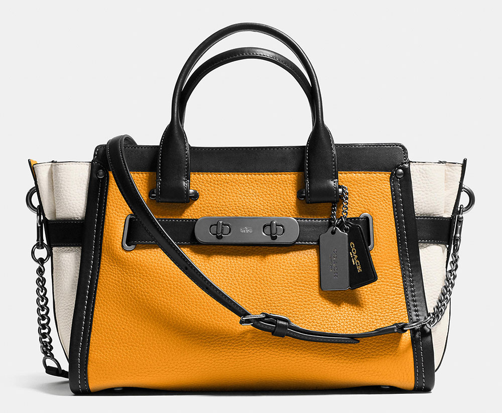 067be7f091478 Coach s Fall 2015 Bags Have Arrived for Your Shopping Pleasure ...