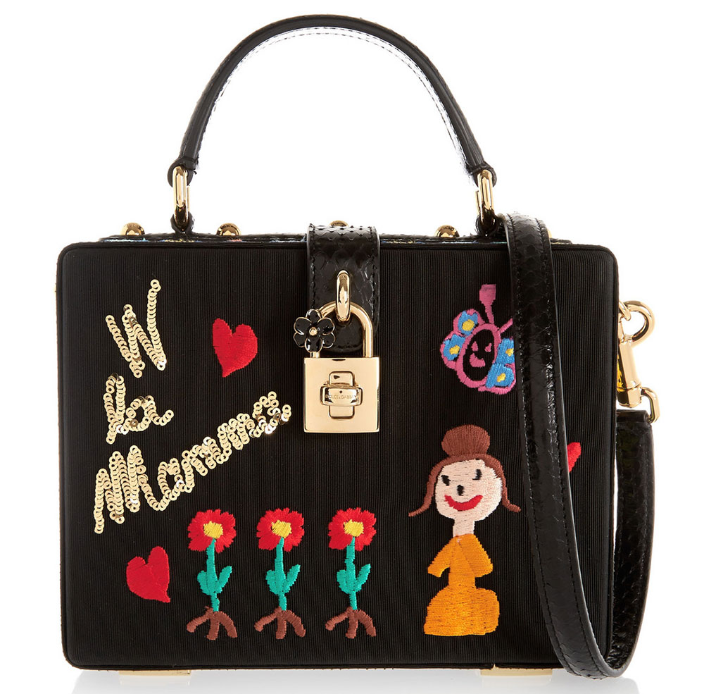 b896a1e6bc25 Love It or Leave It  Dolce   Gabbana Dolce Box Mamma Bag - PurseBlog