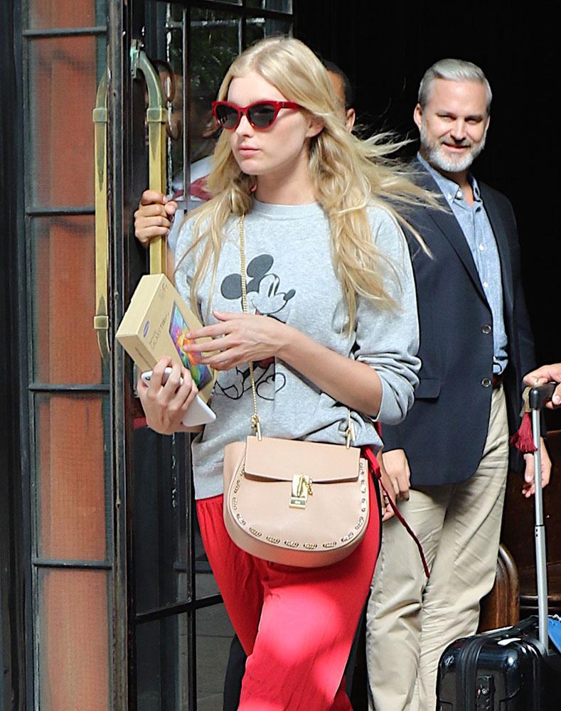 Elsa-Hosk-Chloe-Drew-Bag