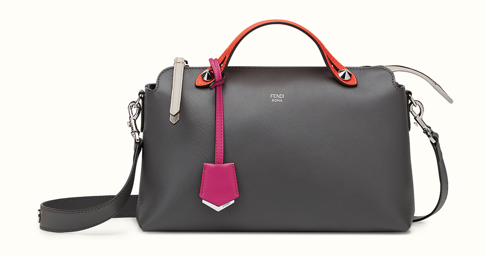 Fendi Tri Color By the Way Bag