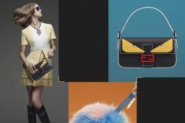 Fendi.com Launches E-Commerce in the US