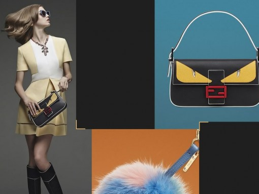 Fendi ecommerce launch