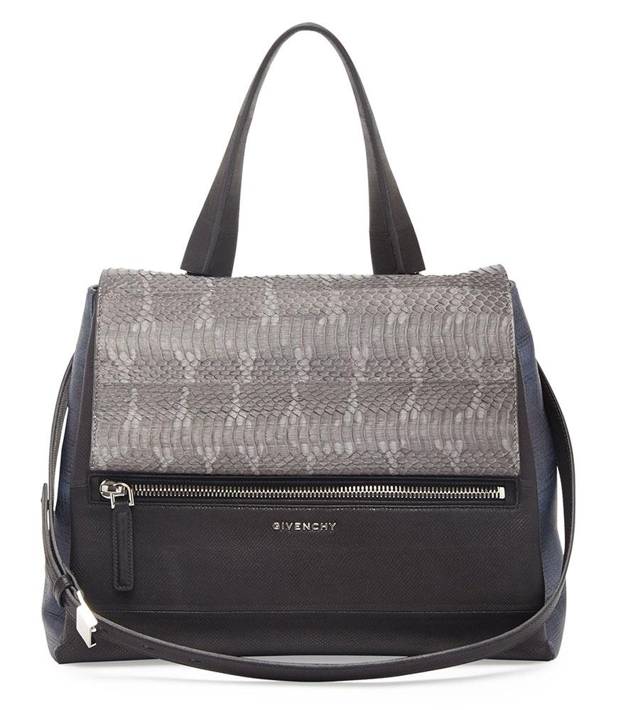 Givenchy-Pandora-Pure-Snakeskin-Bag