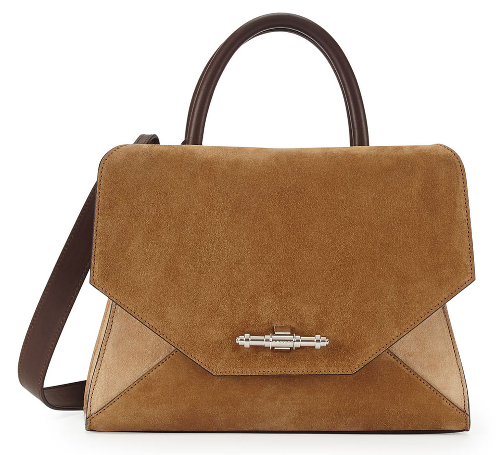 Givenchy-Suede-Obsedia-Satchel