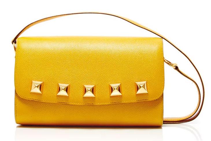 Hermes-Studded-Shoulder-Bag