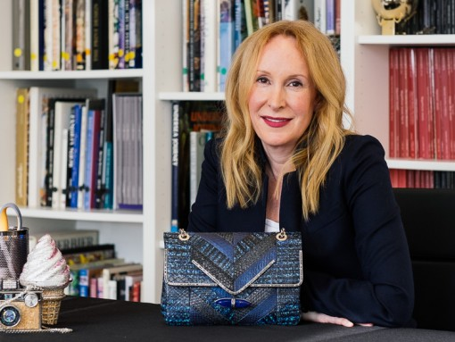 What's In Her Bag: Jana Matheson of Judith Leiber Couture