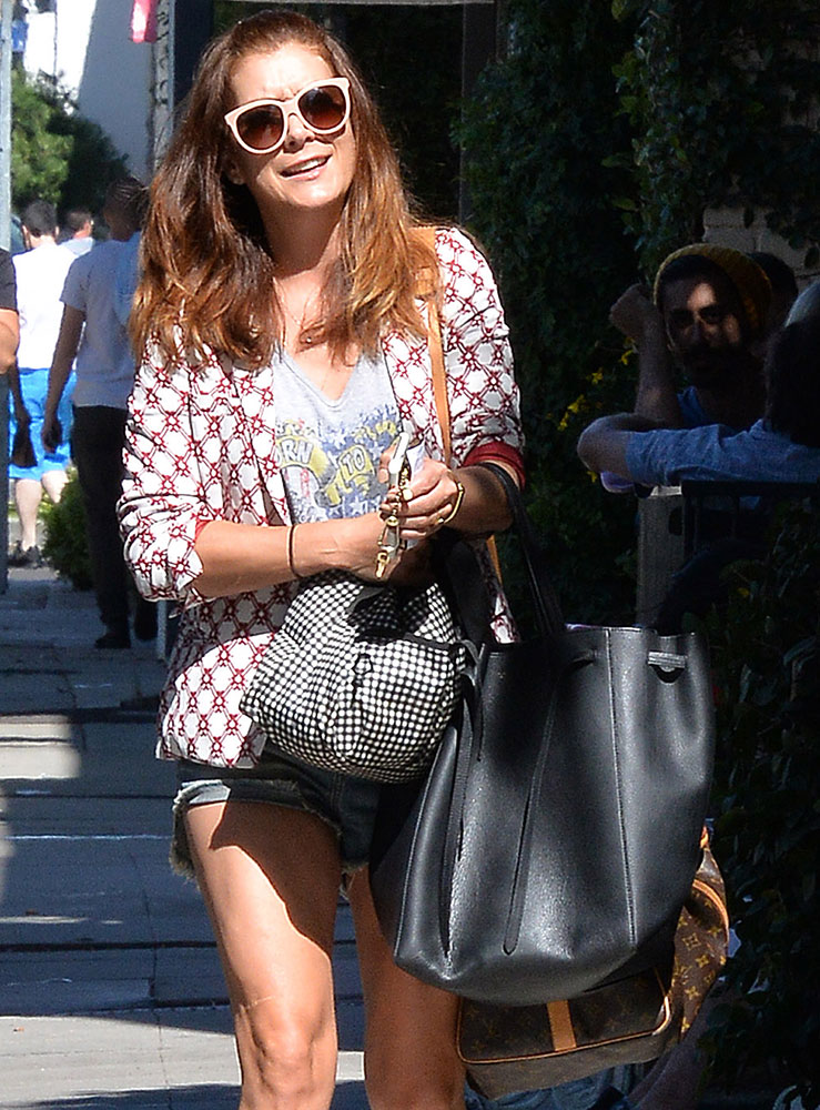 Kate-Walsh-Celine-Phantom-Cabas-Tote-Louis-Vuitton-Keepall-Bag