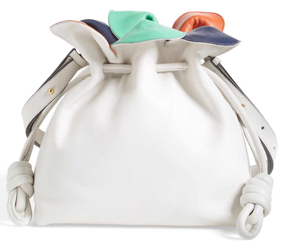 Loewe-Baby-Flamenco-Petals-Bag