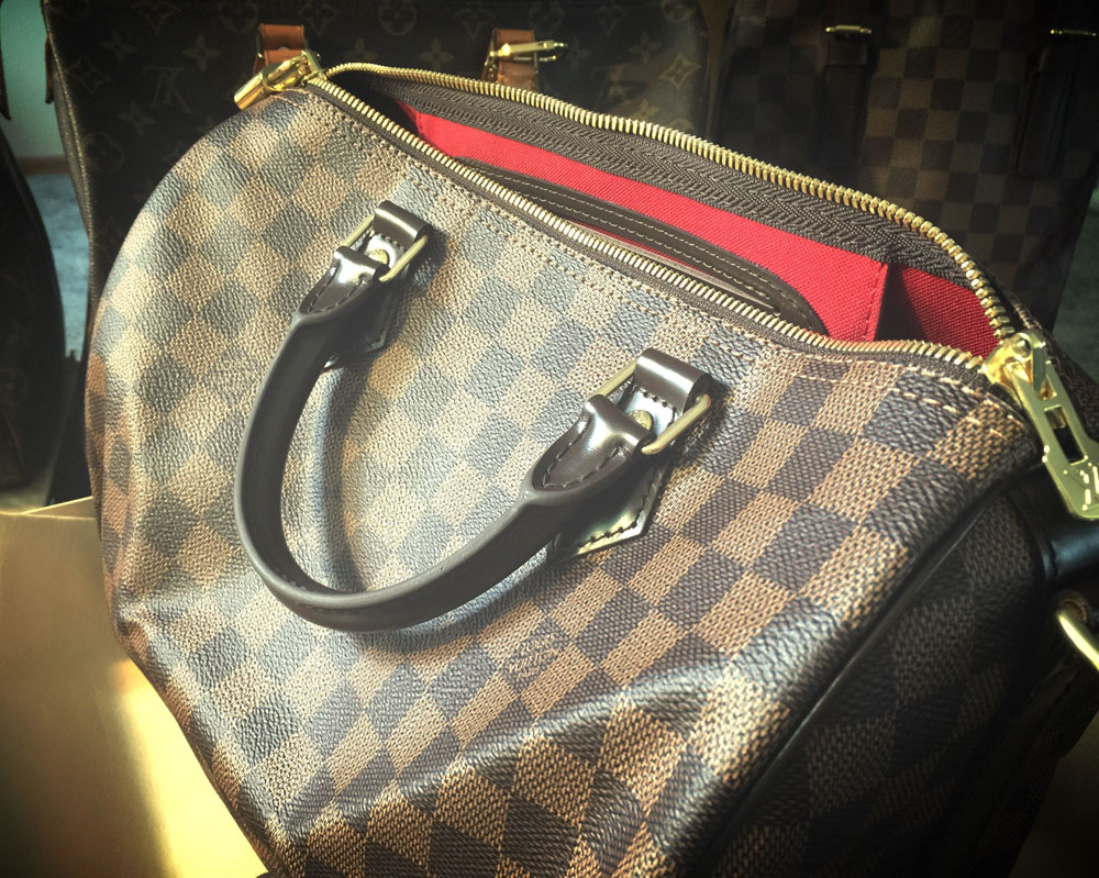 Louis-Vuitton-Damier-Speedy-Bag