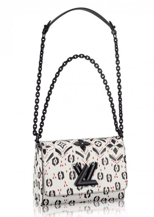 Louis Vuitton Graphic Print Twist Mm Bag Purseblog