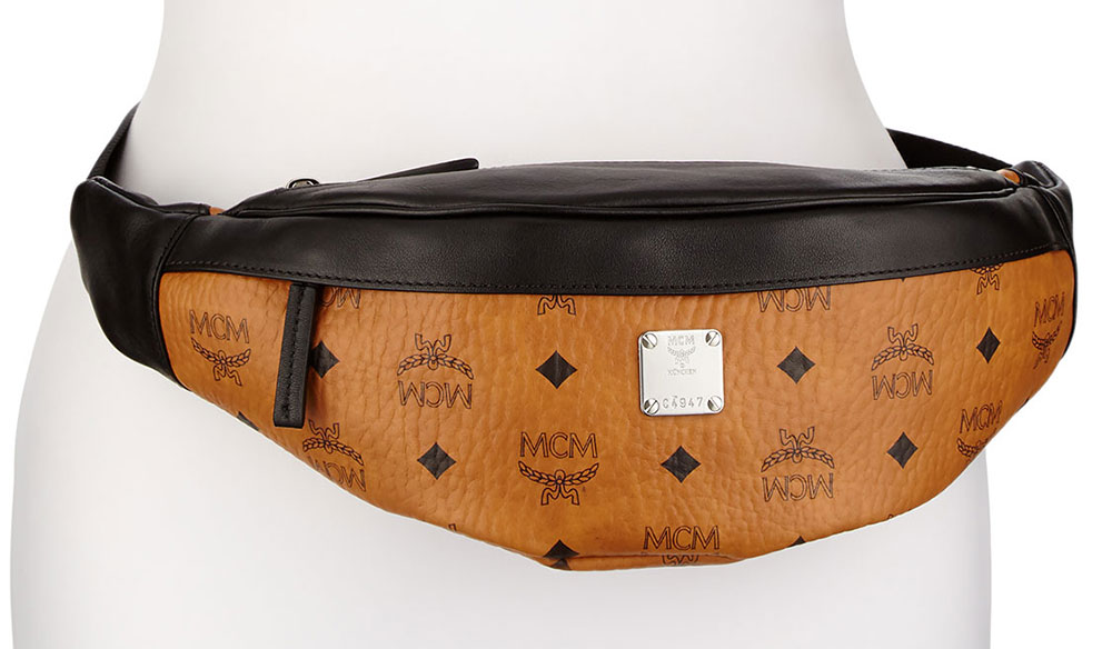 MCM-Color-Visetos-Belt-Bag